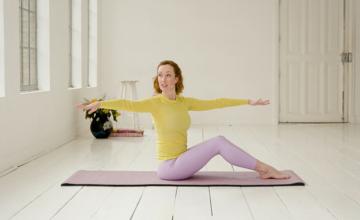Ga door met Pilates!