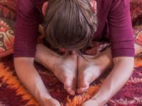 Yin yoga voor meer zelfliefde