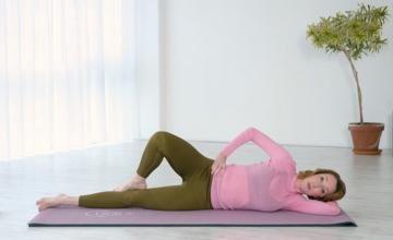Werk aan je core met Pilates