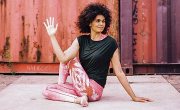 Serie: yoga houdt je jong